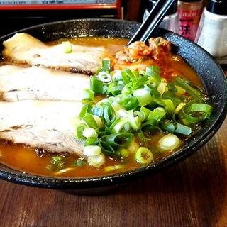 激辛ラーメン(麺工房 華楊 山科本店 (ラーメン カヨウ))