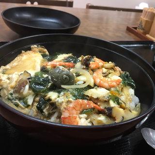 曙丼(中西食堂 (なかにししょくどう))
