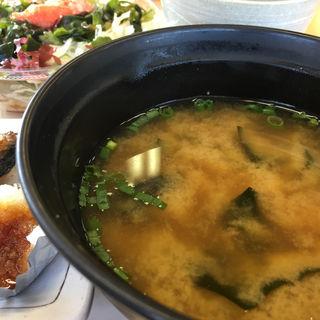 味噌汁(華さん食堂 唐原店 )