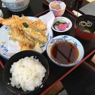 上 天ぷら定食(近江屋 (おおみや))