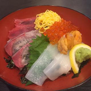 五色丼(裕太朗寿し )