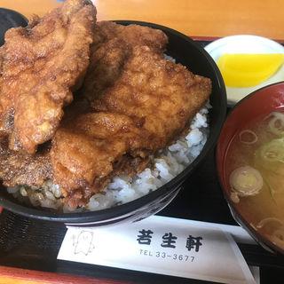 ソースかつ丼(若生軒 )