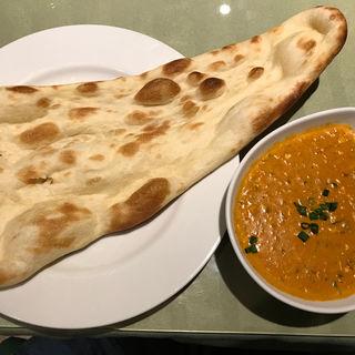 カッテージチーズのまろやかカレー(インド料理マントラ 幕張店 )