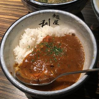 ミニカレー(麺屋 利休 )