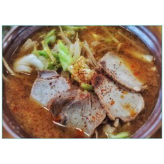 味噌チャーシューメン(津山食堂 )