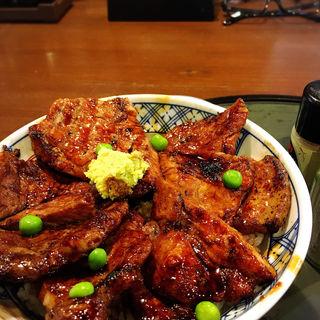 豚丼ランチ(梵天食堂)
