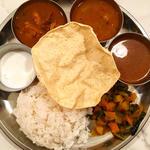 ノンベジミールス(インド食堂TADKA (タルカ))