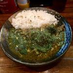 インド風カレー 牛すじ+サグソース