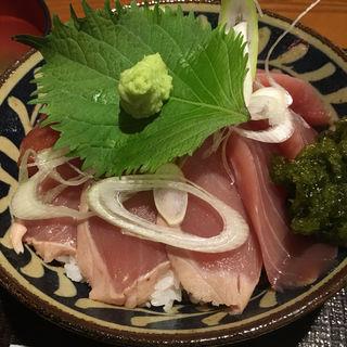 琉球マグロ丼(海人酒房 )