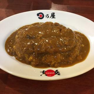 名物カツカレー(日乃屋カレー 国分寺店 )