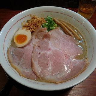 特製鶏豚骨(頑固麺 )