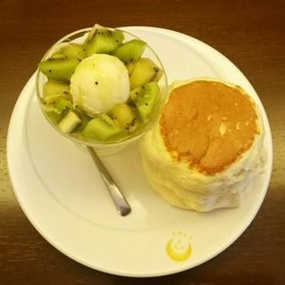 さつき パンケーキ(茶香 (チャカ))