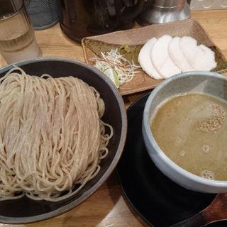 鶏塩つけ麺 (大盛)(麺匠 たか松 )