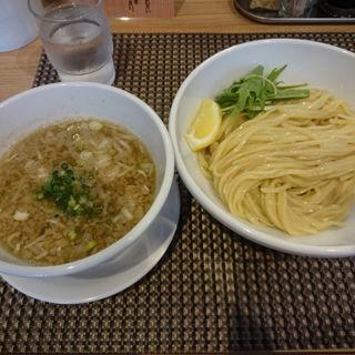 煮干醤油つけ麺(セアブラノ神 伏見店 )