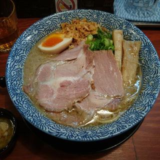 特製煮干鶏豚骨(頑固麺 )