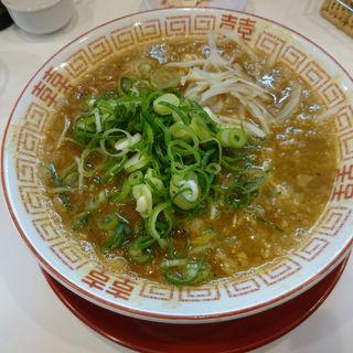 カレーラーメン(麺毅家)