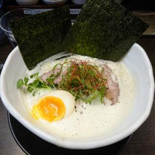 羅臼昆布鶏鯛煮干し(フカクサ製麺食堂 )