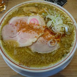 背脂カレー中華(セアブラノ神 伏見店 )