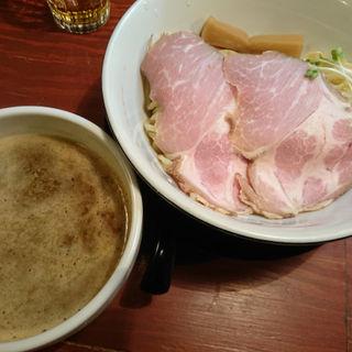濃厚魚介つけ麺(頑固麺 )