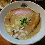 ニボ鶏白湯らぁ麺