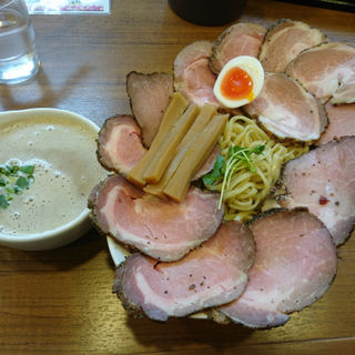うるとらつけ麺(チャーシュー)(あいつのラーメン かたぐるま )