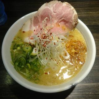 鶏白湯ラーメン(祇園・泉 麺家 千本丸太町店 )