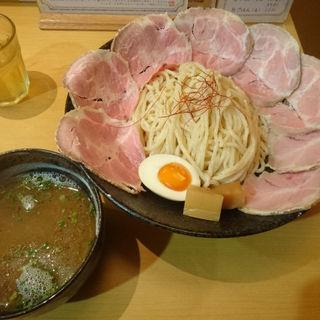 ちゃーしゅーつけ麺(らーめん 鶴武者)
