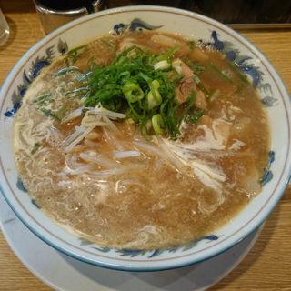 味噌カレーラーメン(第一旭 六角店 (ダイイチアサヒ))