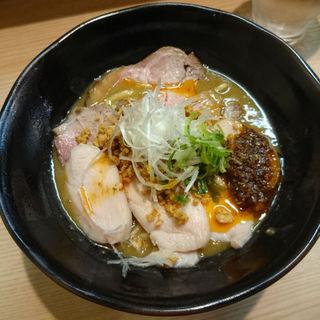 熟成味噌鶏そば(鶏谷 (トリタニ))