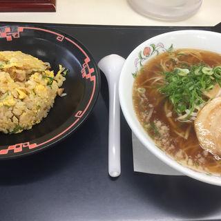 ラーメンセット(餃子の王将 阪南箱作店 )