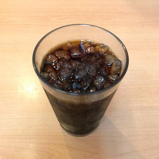 プレミアムアイスコーヒー(コロンビア豆100%)(モスバーガー 小平小川町店 )