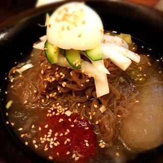 冷麺(モンシリ )