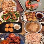アジア料理コース