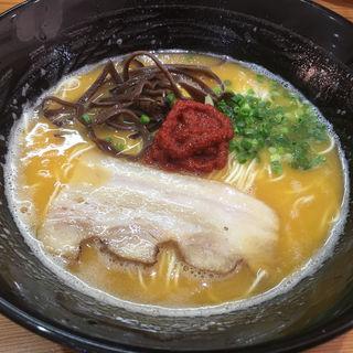 赤辛ラーメン(一麺天 )