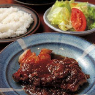 ポークステーキ(レストラン 古陶里 (コトリ))