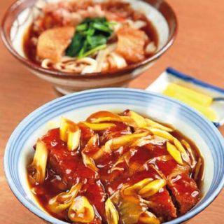 かつカレー丼 (山田屋 )