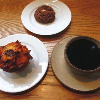 キャラメルバナナ&マフィン (cafe634)