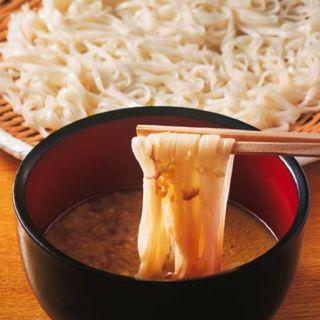稲庭うどん 七蔵特製スープつけ麺 中(七蔵 (ななくら))