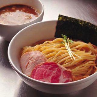 鰹×豚つけ麺(並)(Bonito Soup Noodle RAIK)