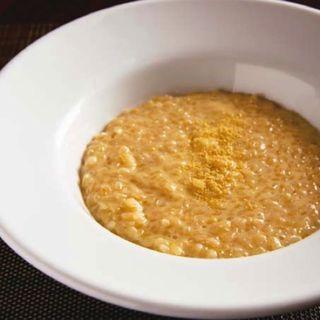 発芽玄米とパルミジャーノのリゾット(ダ オルモ )