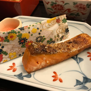 朝定食(なだ万 リーガロイヤルホテル店 (なだまん))