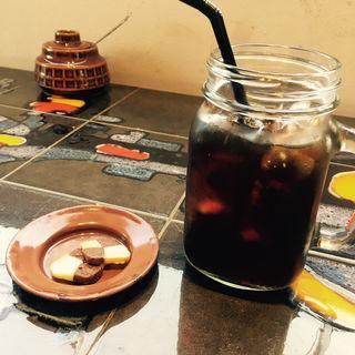 アイスコーヒー(マールカフェ )