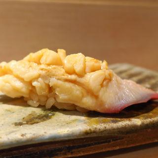 ホッキ炙り(海味 (うみ))