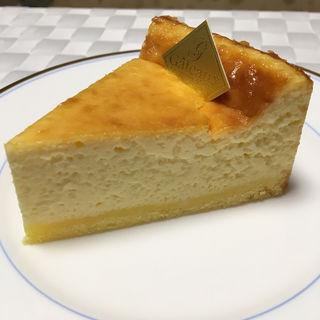 日本酒チーズケーキ(ソラアオCafe )