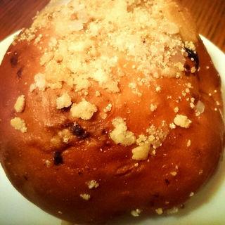 ふか シナモンレーズンクリーム(tecona bagel works)