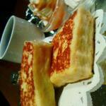 フレンチトースト(CAFE AALIYA (カフェ アリヤ))