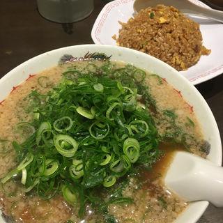 ラーメンチャーハンセット(来来亭 東郷店 )