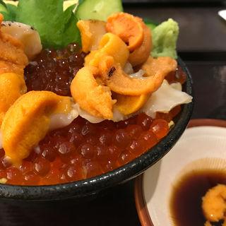 日高海幸丼(あま屋 )