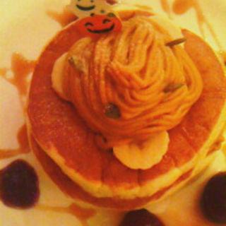 ハロウィンパンケーキ(MOGMOG (モグモグ))