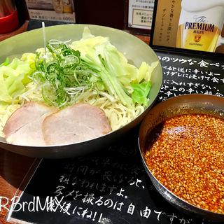 冷つけ麺(広島一漢 )